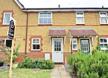 Thumbnail 2 bed terraced house to rent in Romany Court, Hemel Hempstead