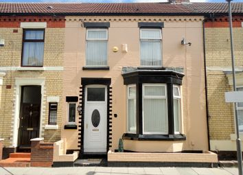 Thumbnail 3 bedroom terraced house for sale in Pendennis Street, Anfield, Liverpool