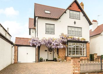 Thumbnail 5 bed detached house for sale in Owletts End, Evesham, Worcestershire