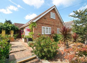 Thumbnail 4 bed detached bungalow for sale in Saddleton Road, Whitstable
