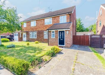Thumbnail 3 bed semi-detached house for sale in Mills Spur, Old Windsor, Berkshire