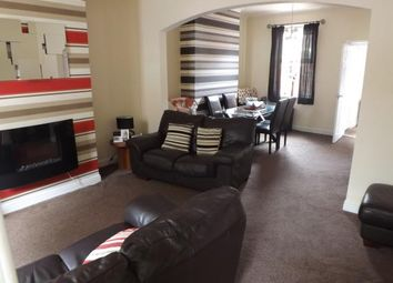 Thumbnail 2 bed terraced house for sale in Fairfield Street, Lostock Hall, Preston