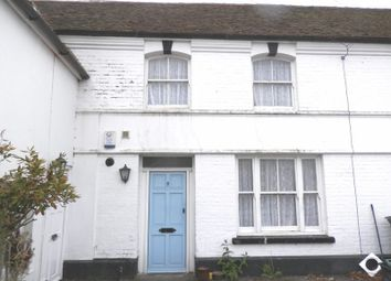 Thumbnail 2 bed terraced house to rent in Sandwich Road, Ash, Canterbury