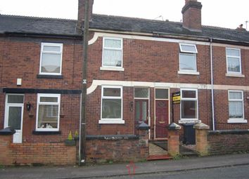 Thumbnail 2 bedroom terraced house for sale in Queen Street, Porthill, Newcastle-Under-Lyme