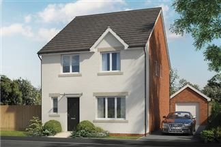 Thumbnail 4 bedroom detached house for sale in Chelmsford Road, Swindon, Wiltshire