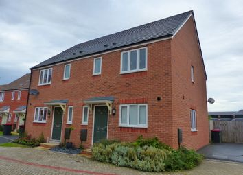 Thumbnail 3 bedroom semi-detached house to rent in Brambles Walk, Wellington, Telford