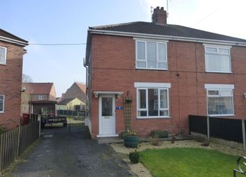 Thumbnail 2 bedroom semi-detached house for sale in Bottesford Avenue, Scunthorpe