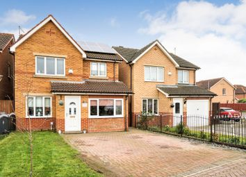 Thumbnail 3 bed detached house for sale in Noseley Way, Kingswood, Hull
