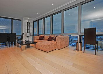 Thumbnail 2 bedroom flat to rent in West India Quay, Canary Wharf
