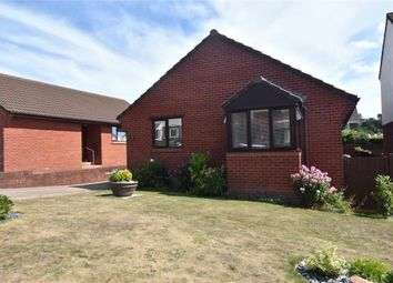 Thumbnail 2 bed detached bungalow for sale in Bunn Road, Exmouth, Devon