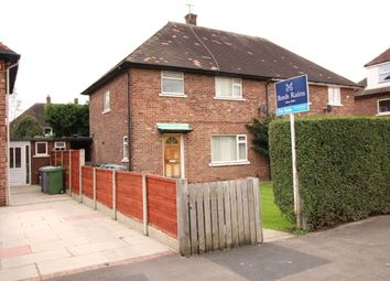Thumbnail 3 bed semi-detached house for sale in Fairywell Road, Timperley, Altrincham