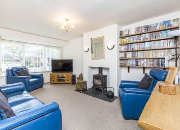 Thumbnail 3 bed bungalow for sale in Brindle Road, Bamber Bridge, Preston