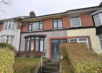Thumbnail 3 bed terraced house for sale in Old Laira Road, Laira, Plymouth, Devon