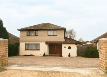 Thumbnail 4 bed detached house for sale in The Fairway, Sandown