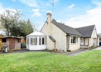 Thumbnail 4 bedroom detached bungalow for sale in Headington, Oxford
