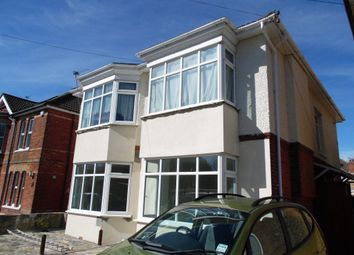 Thumbnail 2 bed flat to rent in Kings Road, Winton, Bournemouth