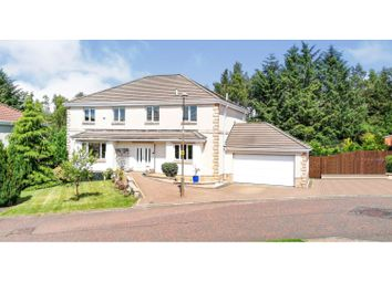 Thumbnail 5 bed detached house for sale in Skivo Wynd, Livingston