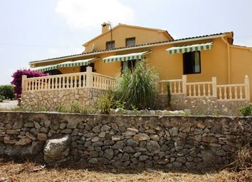 Thumbnail 3 bed country house for sale in Benissa, Valencia, Spain
