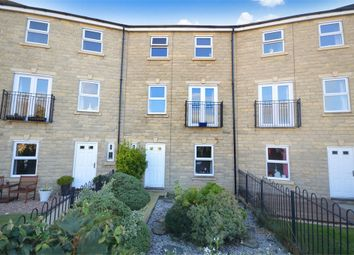Thumbnail 4 bed town house for sale in Birkhead Close, Highburton, Huddersfield, West Yorkshire