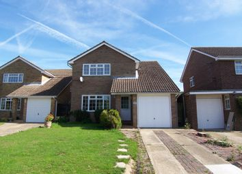 Thumbnail 4 bed detached house to rent in Longlands Ave, Storrington