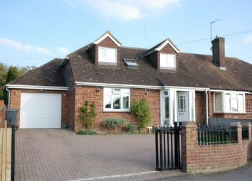 Thumbnail 3 bed semi-detached house for sale in Hawthorn Road, Princes Risborough