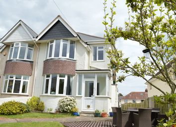 Thumbnail 3 bed semi-detached house for sale in Shiphay Lane, Shiphay, Torquay