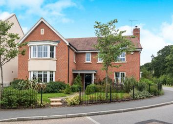 Thumbnail 5 bed detached house for sale in Damson Drive, Hartley Wintney, Hook