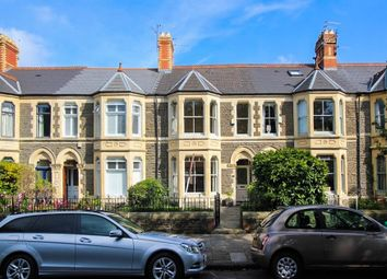 Thumbnail 4 bed terraced house to rent in Plasturton Avenue, Cardiff