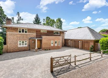 Thumbnail 5 bed detached house for sale in Straight Half Mile, Maresfield, Uckfield