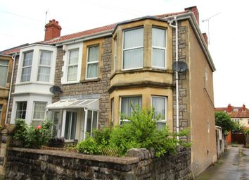 Thumbnail 3 bed semi-detached house for sale in Moorland Road, Weston-Super-Mare