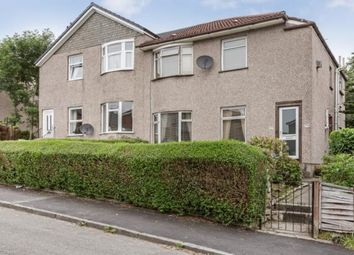 Thumbnail 3 bed flat for sale in Croftmont Avenue, Glasgow, Lanarkshire