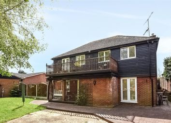 Thumbnail 5 bed detached house for sale in Epping Road, Nazeing, Waltham Abbey, Essex