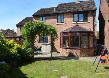 Thumbnail 4 bed detached house for sale in Hatherell Road, Chippenham, Wiltshire