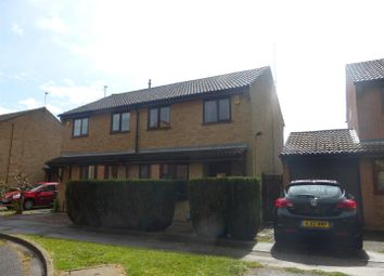 Thumbnail 3 bedroom semi-detached house to rent in Ringwood, Bretton, Peterborough