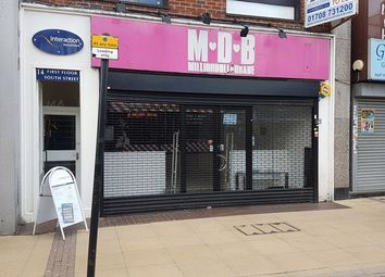 Thumbnail Restaurant/cafe to let in Station Parade, South Street, Romford