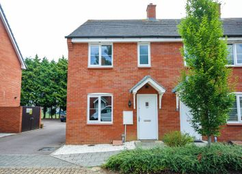 Thumbnail 3 bedroom end terrace house for sale in Appleyard Close, Uckington, Cheltenham