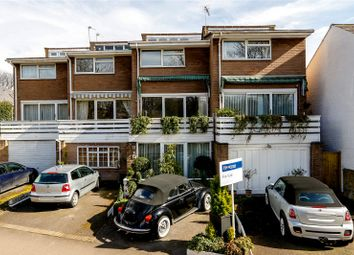 Thumbnail 3 bed terraced house for sale in Watermans Close, Lower Ham Road, Kingston Upon Thames