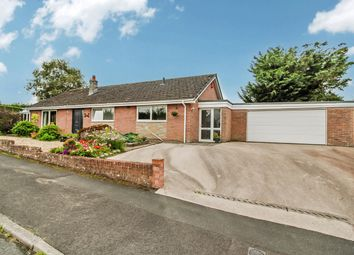 Thumbnail 4 bed detached bungalow for sale in Thurstonfield, Carlisle