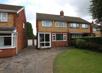 Thumbnail 3 bed property to rent in Laneside Avenue, Sutton Coldfield