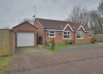 Thumbnail 2 bed semi-detached bungalow for sale in Willowdale Close, Bridlington