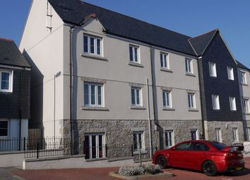 Thumbnail 2 bedroom flat to rent in Pagoda Drive, Duporth, St Austell, Cornwall