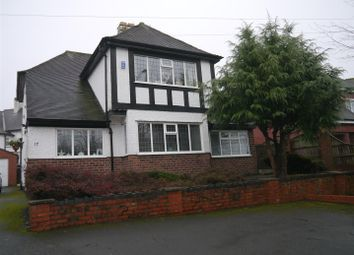 Thumbnail 3 bed detached house to rent in Oakwell Drive, Ilkeston
