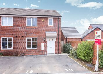 Thumbnail 3 bed semi-detached house for sale in Logan Place, Kidderminster, Kidderminster