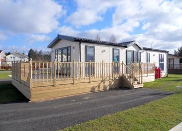 2 bed lodge for sale in Canoustie Court, Kirkgate, Tydd St Giles, Wisbech, Cambridgeshire PE13