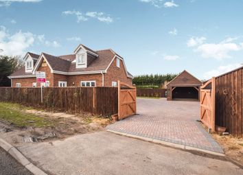 Thumbnail 3 bedroom chalet for sale in Braintree Road, Little Waltham, Chelmsford