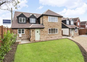 Thumbnail 5 bed detached house for sale in Nutwood Gardens, Cheshunt, Waltham Cross