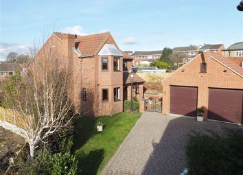 Thumbnail 4 bedroom detached house for sale in Manvers Road, Swallownest
