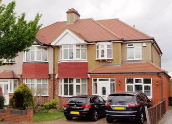 Thumbnail 5 bed semi-detached house for sale in Lymington Gardens, Stoneleigh