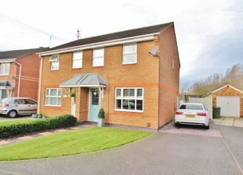 Thumbnail 3 bed semi-detached house to rent in Otter Lane, Mountsorrel, Loughborough