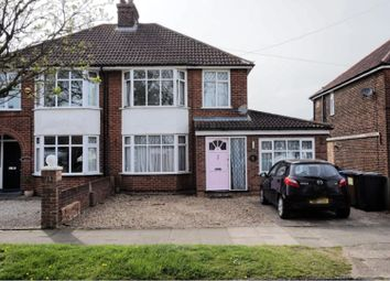 Thumbnail 4 bed semi-detached house for sale in Mersey Road, Ipswich